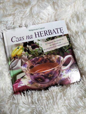 """Książka """"Czas na herbatę"""""""