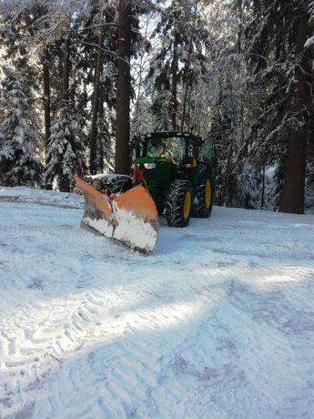 Pług do śniegu Boschung