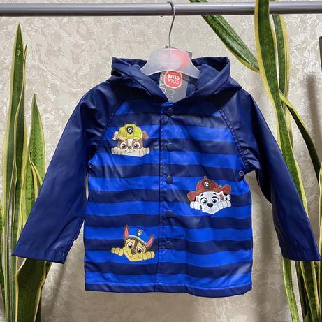 Куртка дождевик Щенячий патруль 86 cool club