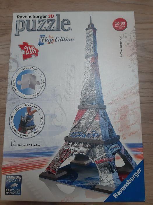 Puzzle 3D wieża Eiffla Gryfino - image 1