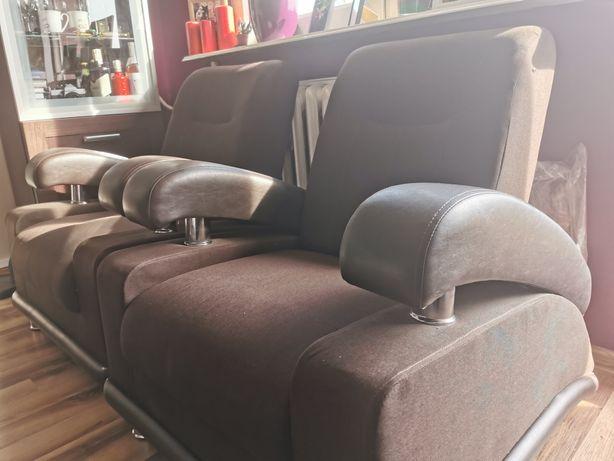 Fotele brązowe