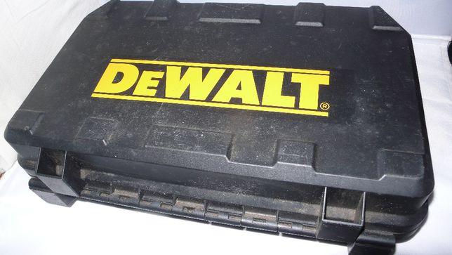 Akumulatorowy wkrętak DeWalt DC600 2baterie ładowarka walizka