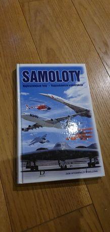 Album Samoloty - Najważniejsze typy, Najciekawsze konstrukcje