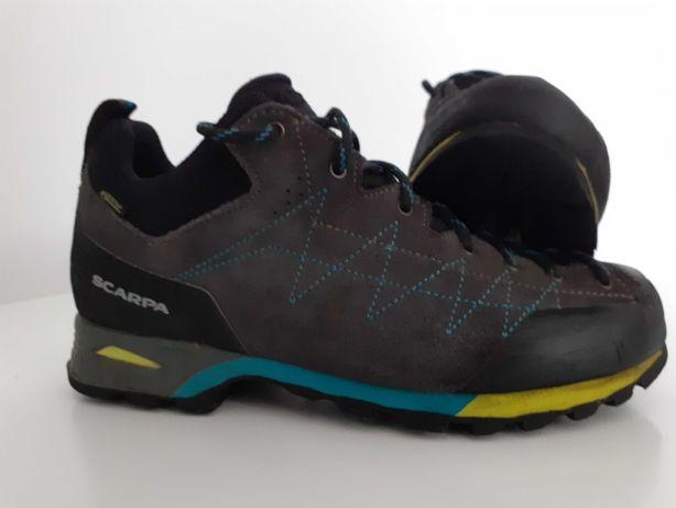 Buty podejściowe Scarpa Zodiac GTX, rozmiar 38, membrana Gore-Tex
