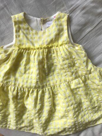 Sukienka zara dla dziewczynki