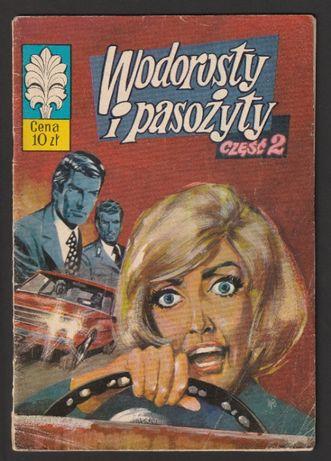 kapitan Żbik - Wodorosty i pasożyty cz. 2 - 1976 - pierwsze wydanie