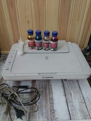 Принтер Canon 2450