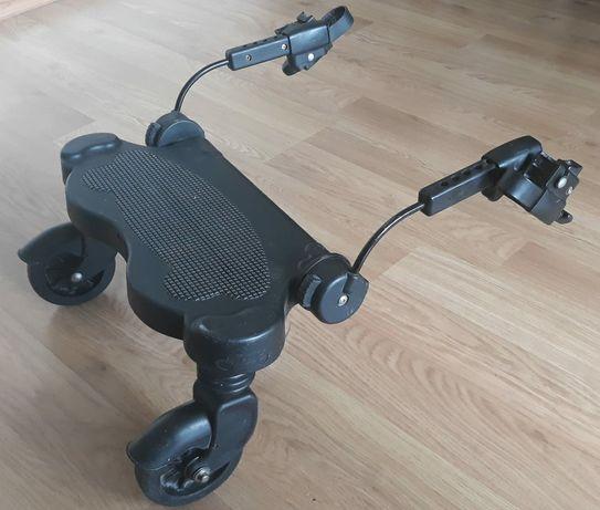 Dostawka do wózka platforma