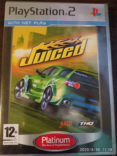 Juiced PS2