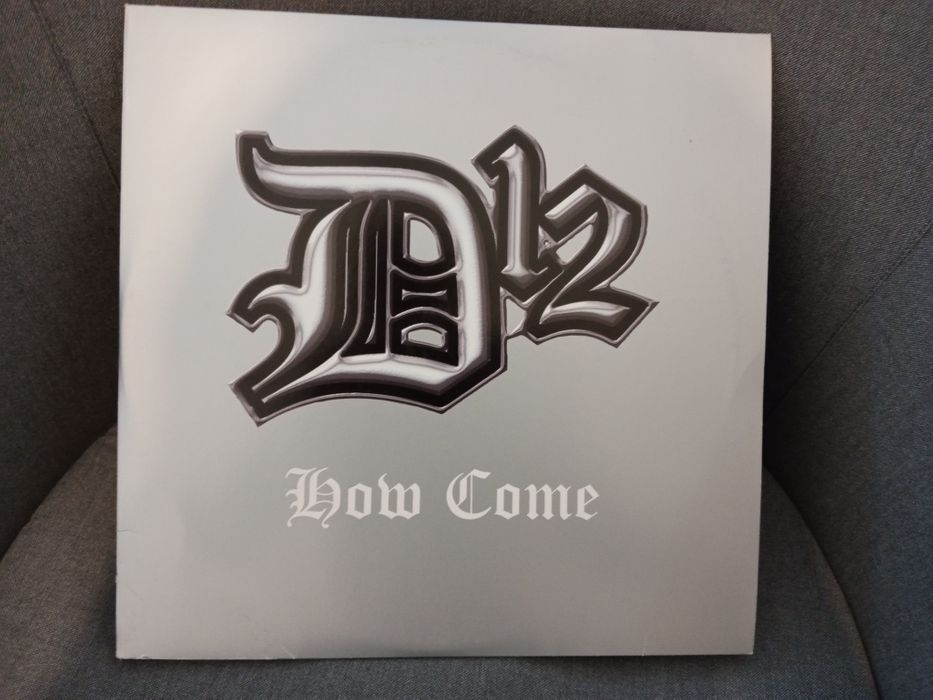 D12 (Eminem) - How Come (2 x Vinyl) Shady Records Warszawa - image 1