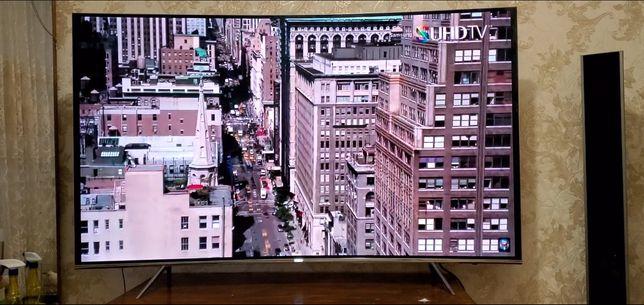 Продам два телевизора Samsung UE65KS7500.  Экран 65 дюймов.