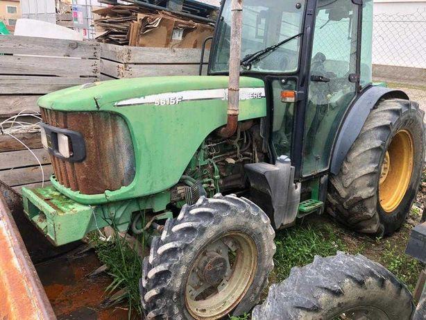 John Derre 5615 sadowniczy sadownik