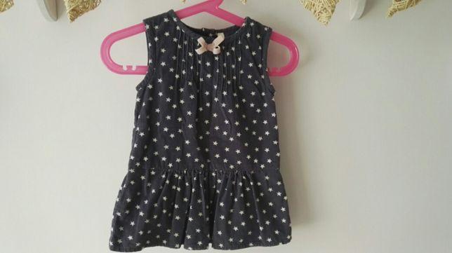 Sukienka, rozmiar 68
