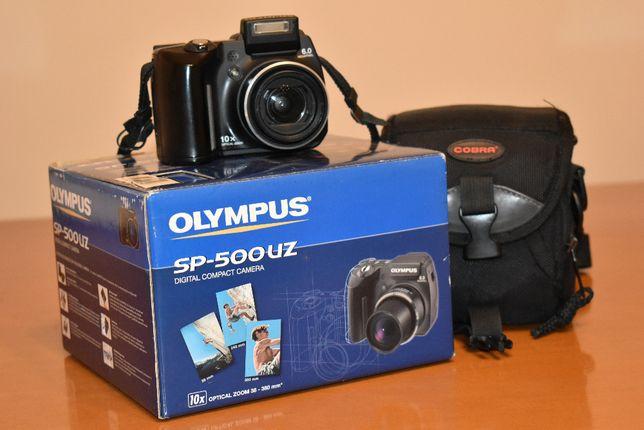 Aparat fotograficzny Olympus SP-500UZ
