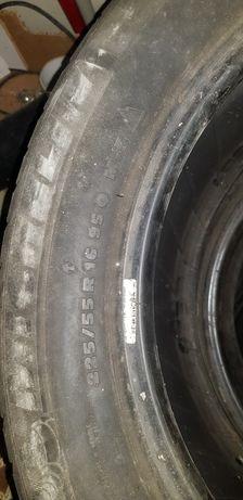 Michelin 225/55 r16 zimowe