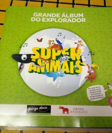Grande Álbum dos Super Animais Pingo Doce