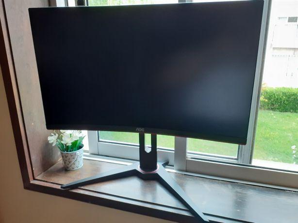 Monitor Gaming Curvo AOC
