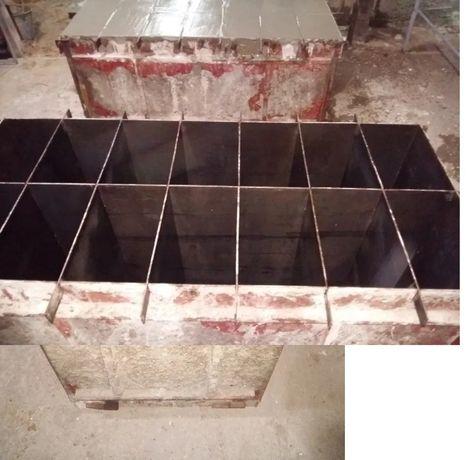 форми для блоків