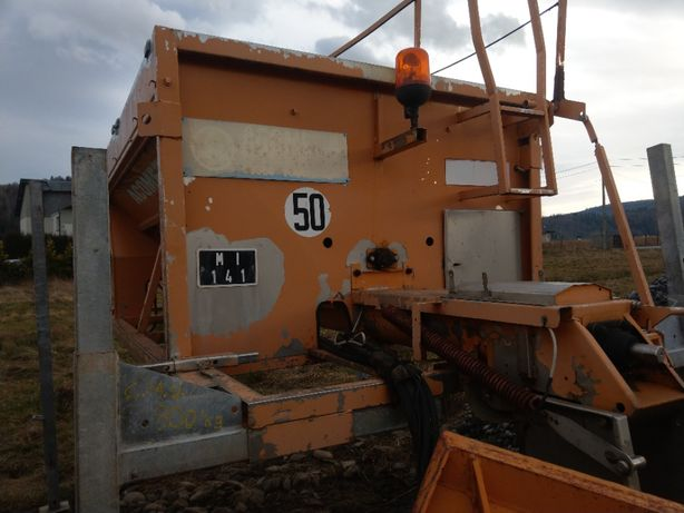 PIASKARKA ACOMETIS 3 M sterownik podpory KPL ze stali nierdzewnej