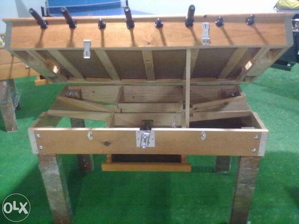 Matraquilhos novos madeira maciça
