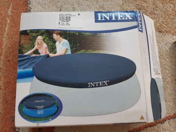 NOWE Intex Przykrycie na basen 244cm