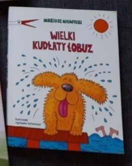 """Książka """"Wielki kudłaty łobuz"""""""
