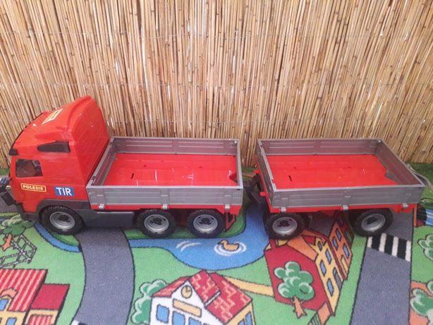 Ciężarówka z przyczepą Wader  80 cm