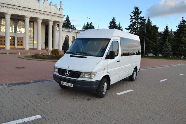 15 мест аренда микроавтобуса, заказ, пассажирские перевозки по Украине