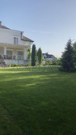 Аренда шикарного дома, Процев, 6к, 500м2, бассейн, свой выход в лес