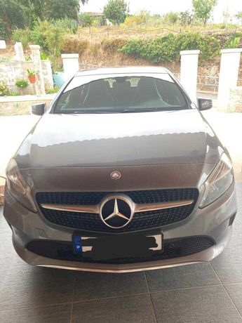 Mercedes Benz A180d