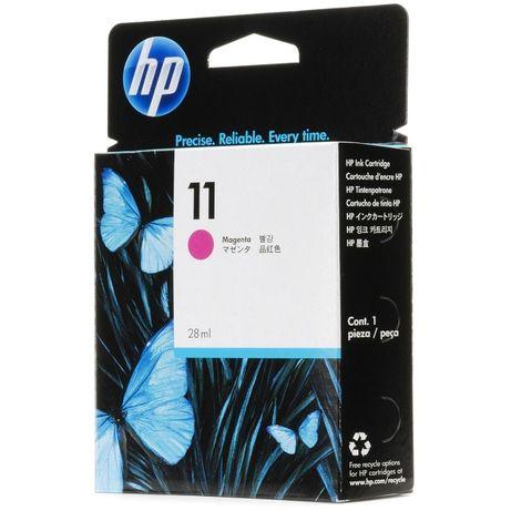 Картридж HP 11 DesignJet 2200/2250/cp1700 28 мл Magenta