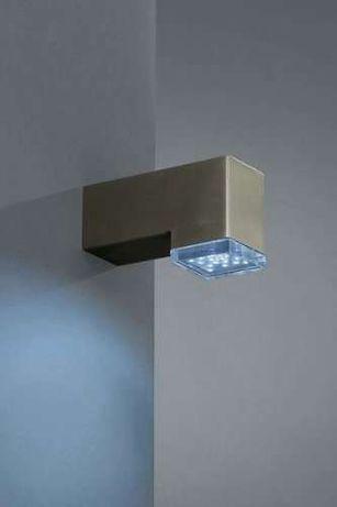 Aplique Exterior LED em INOX