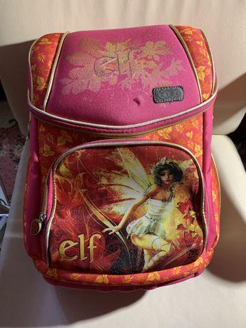 Школьный рюкзак для девочка. Рюкзак ZiBi 130113 Elf