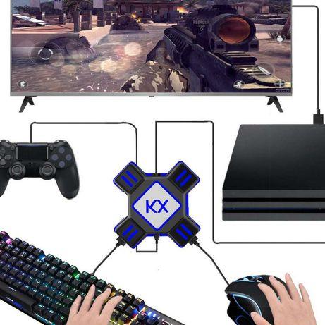 Клавиатуры мыши Xbox, Sony Playstation