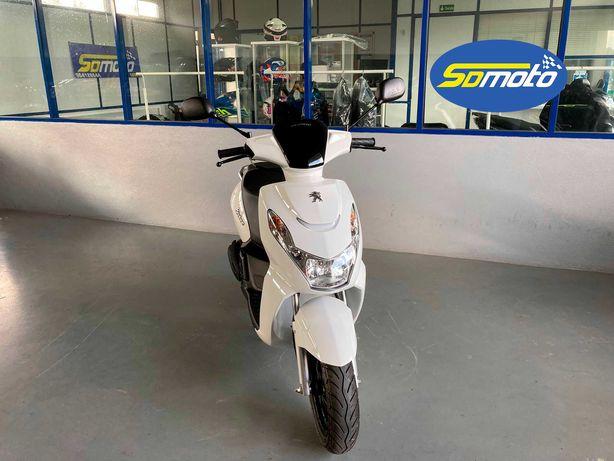 Peugeot Kisbee 50cc SEMINOVA! 200kms