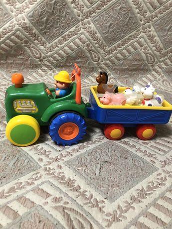 Дитячий трактор фермер