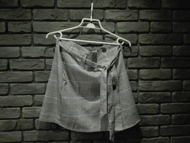 Spódnica krata XL