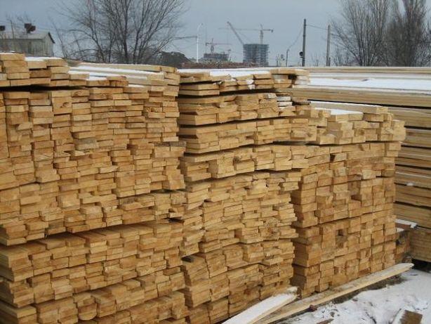 Доска обрезная сосна в Киеве обл с доставкой брус, от производителя др