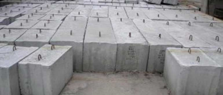 Блоки//ФБС блоки. Фундаментні блоки// Софиевская Борщаговка - изображение 1