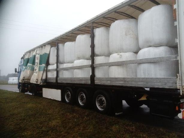 bele sianokiszonki dla krów mlecznych od rolnika.mozliwy transport TIR
