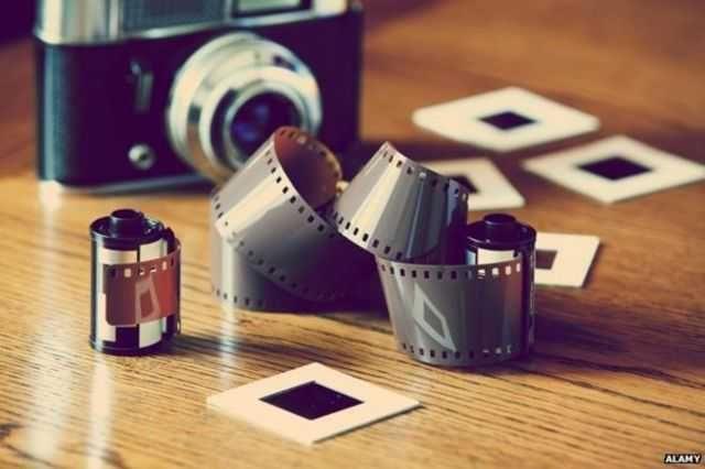 оцифровка фотоплёнок