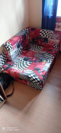 Rozkładane łóżko dla chłopca