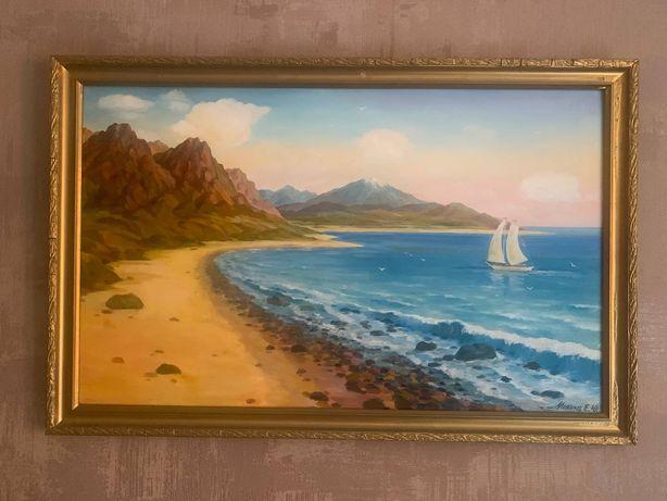 Картина Морской пейзаж 98х60