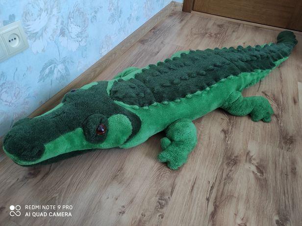 Крокодил Аллигатор Мягкая игрушка Подушка Ковер