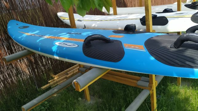 Deska Windsurfing Bic Techno / 152 l. / Stan idealny / Z kursem.