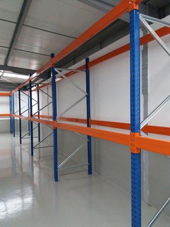 prateleiras estantes de armazém para paletes racks novas