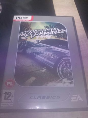 Need For Speed Most Wanted gra komputerowa pc polska wersja
