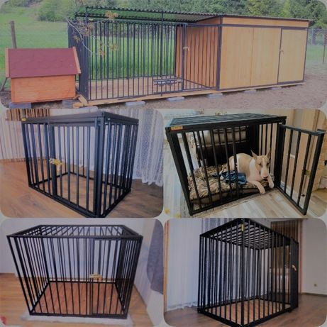 kojec dla psa-Klatka Kennel-mieszkanie/dom i inne Konstrukcje