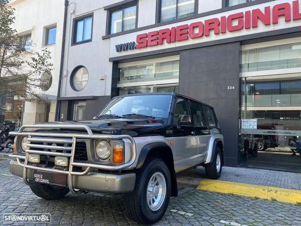 Nissan Patrol GR 2.8TD  Longo 7 lug
