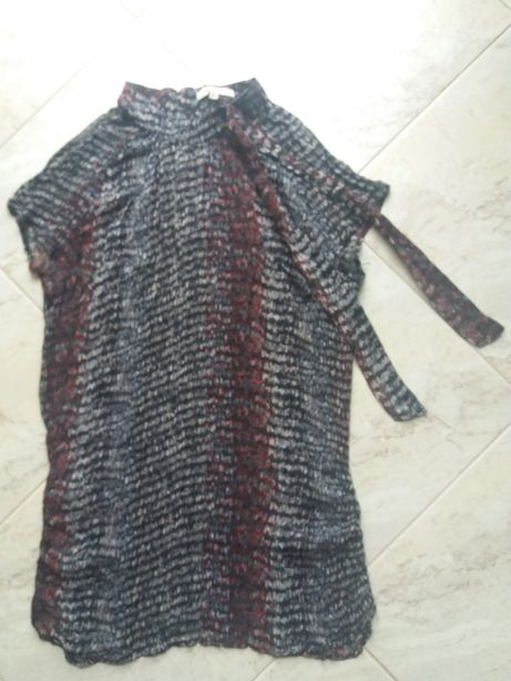Przezroczysta bluzka Reserved (42)